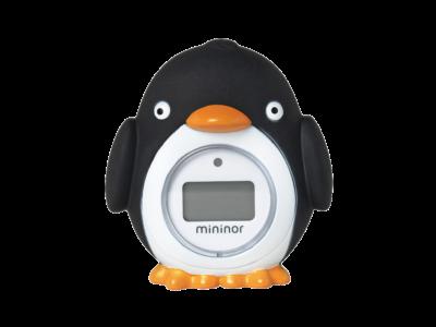 bath thermometer penguin