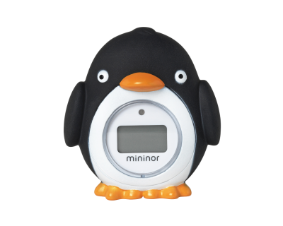 bath thermometer penguin