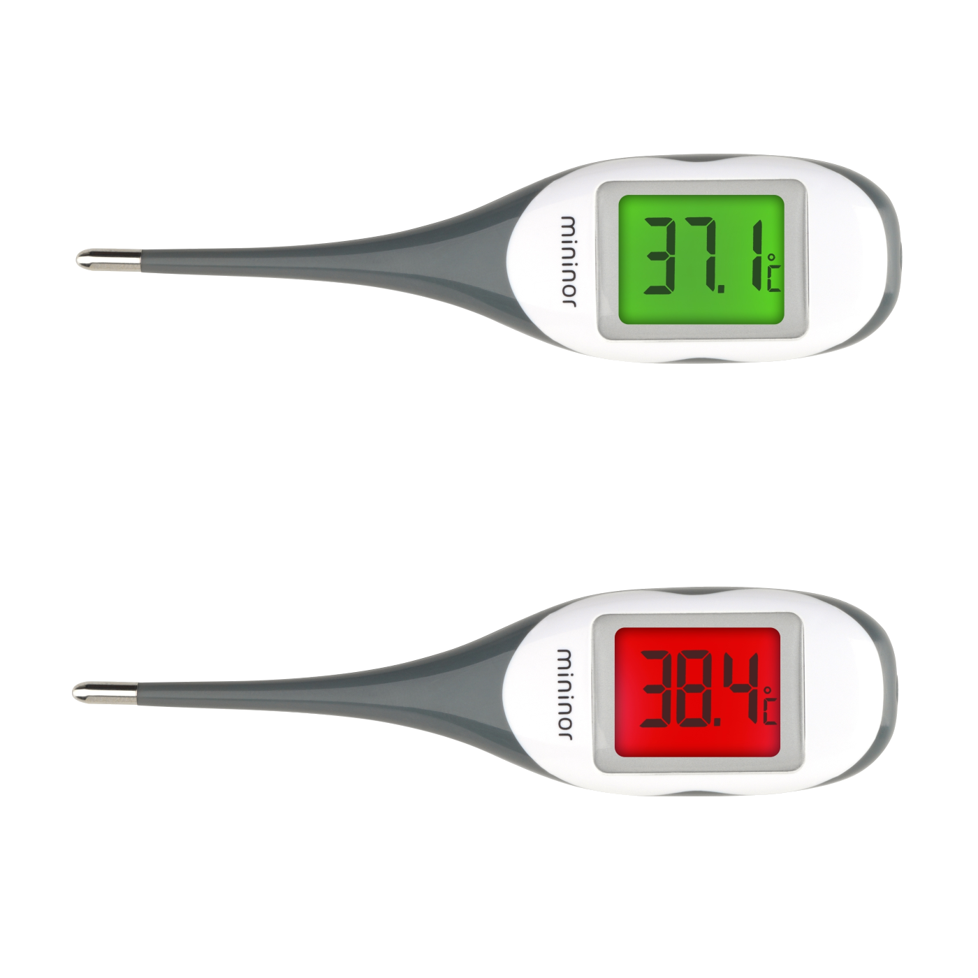 Digital Thermometer Color
