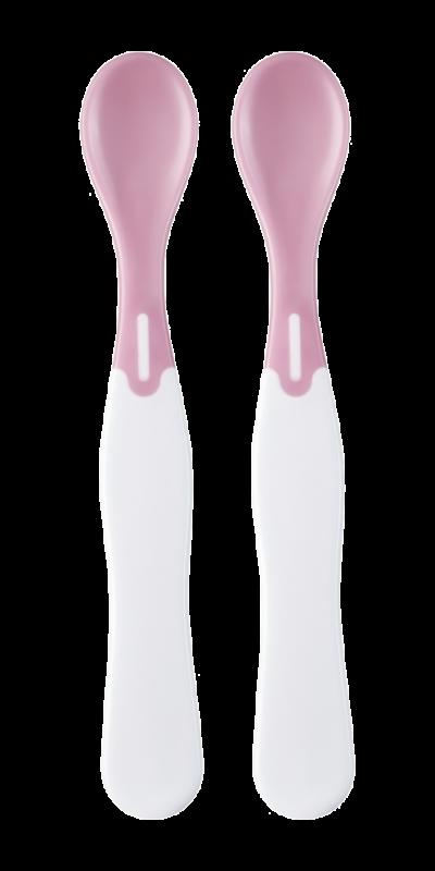 Feeding Spoons (Red)